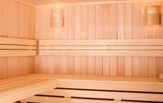 Cómo limpiar y desinfectar un sauna