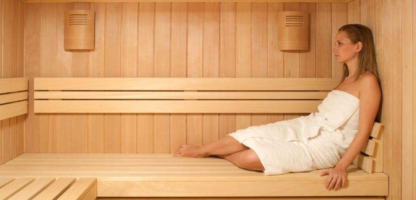 4 Beneficios del baño de vapor para la salud
