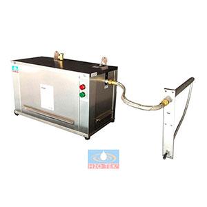 Generador de vapor para ducto 1 fase acero inoxidable