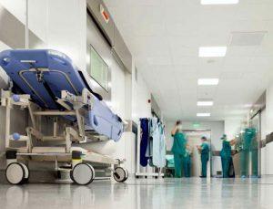 Componentes de los generadores de vapor usados en hospitales