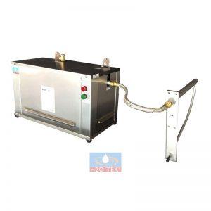 Generador de vapor para ducto 1 fase linea gvetcd acero inoxidable