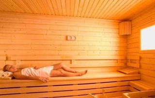 ¿Es bueno usar la sauna?