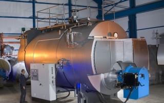 Generadores de vapor o calderas de vapor